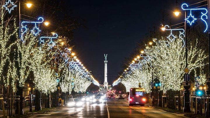 A legjobb karácsonyi programok Budapesten